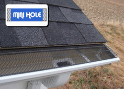 Mini Hole Gutter Covers