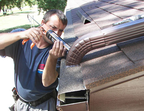 Gutter Guard Installation Indianapolis IN